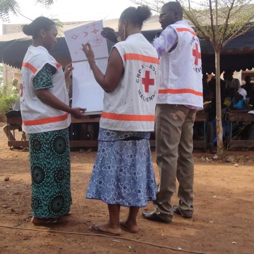 Journée internationale de la Croix-Rouge : Les élèves du lycée Fily Dabo Sissoko initiés sur le volontariat