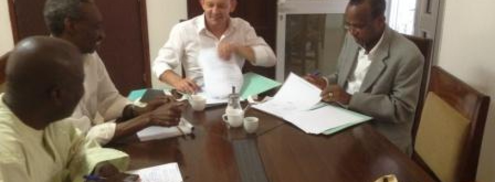 Coopération : La CRM signe de nouveaux accords.