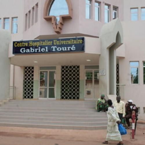 Journée de salubrité a l'hôpital Gabriel Touré et à la Maison Centrale d'Arrêt de Bamako