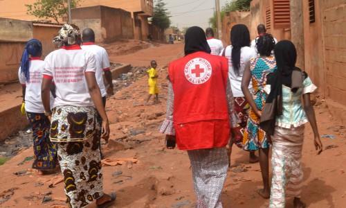 Campagne Rougeole : Mobilisation sociale des volontaires du District de Bko