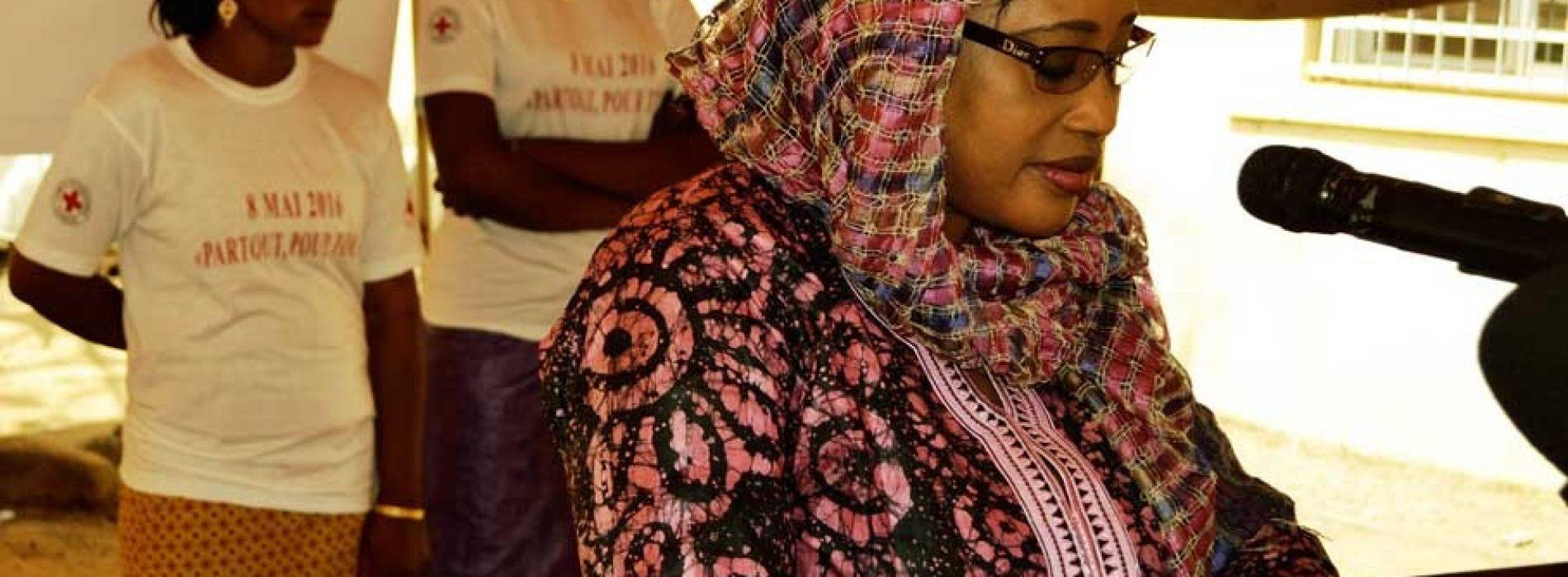 Départ de la délégué Développement Organisationnel  Awa Diagne