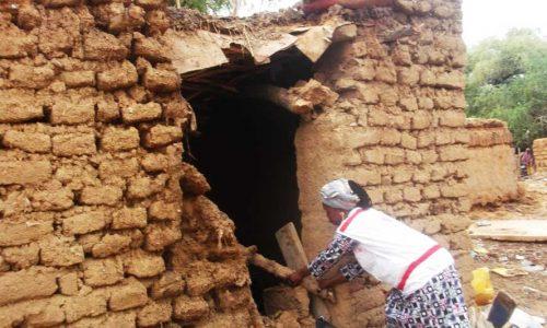 GAO : Évaluation  de la situation des victimes d'inondation de la commune Rurale de BARA, Cercle d'Ansongo