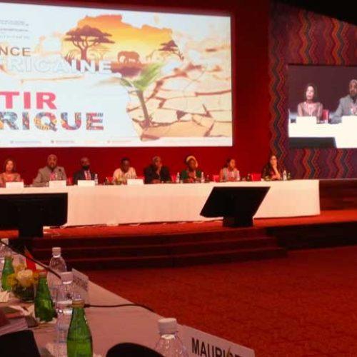 9eme Conférence Panafricaine des sociétés nationales de Croix-Rouge et de Croissant-Rouge
