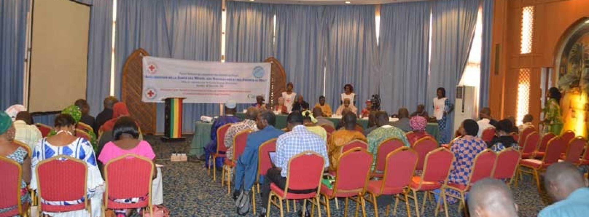 Lancement  du projet « Amélioration de la santé de la mère, du nouveau- né et de l'enfant »