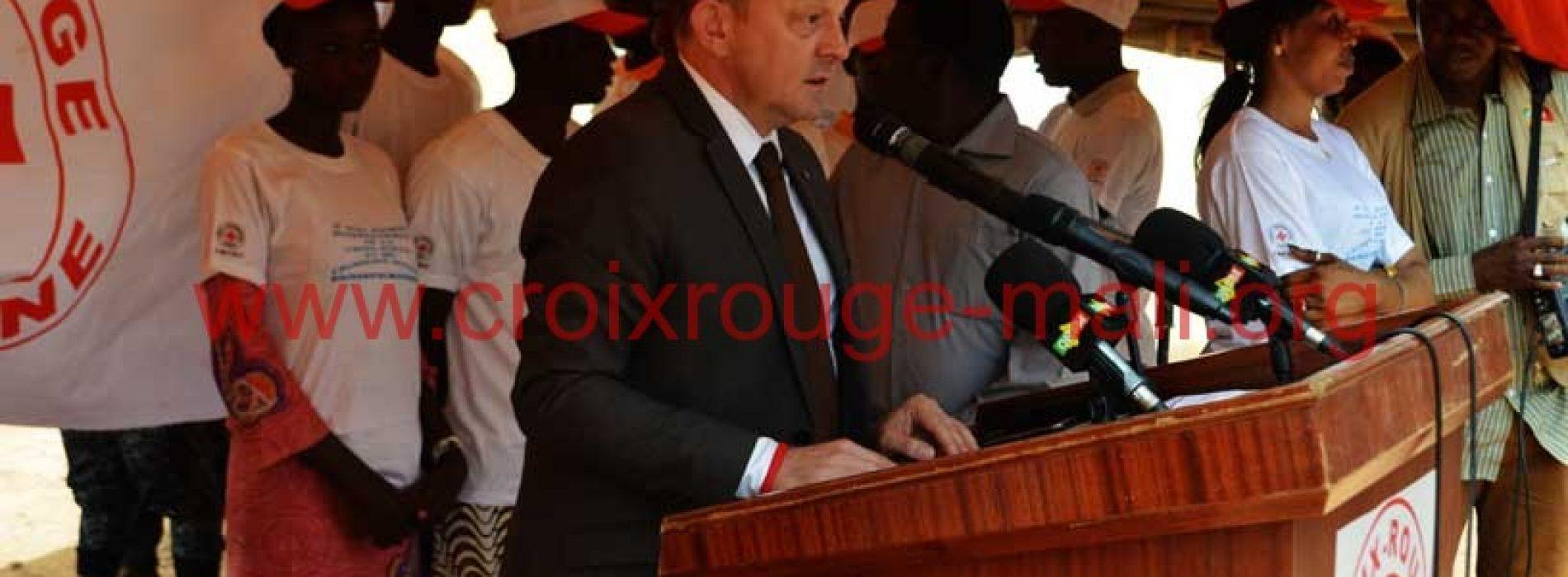 Célébration de la Journée Mondiale de la  Croix-Rouge et du Croisant-Rouge
