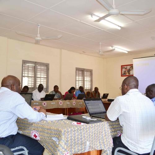Bilan2013  –Plan opérationnel   2014 : la Croix-Rouge Malienne passe en revue ses activités