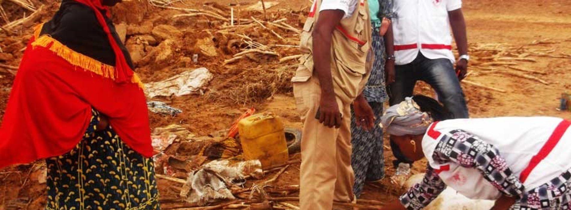 GAO : inondation dans le cercle d'Ansongo